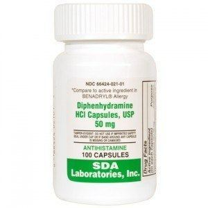 Diphenhydramine For A Dog Safe Treatment Best Advice