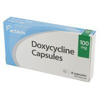Doxycycline gel