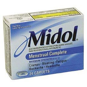 Can I give my dog Midol?