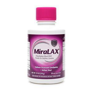 Can I give my dog Miralax?