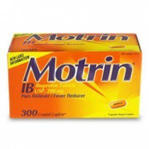 Can I give my dog Motrin?