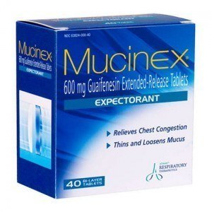 Can I give my dog Mucinex?