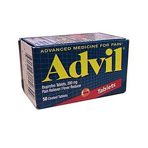 Can I Give My Dog Advil?