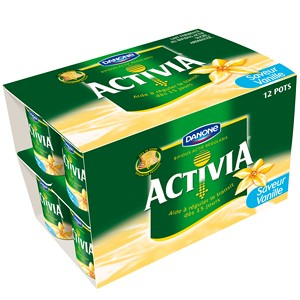 Can I give my dog Activia?