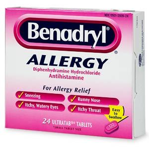 Can You Give Dogs Benadryl Pills