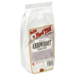 CAn I give my dog arrowroot?