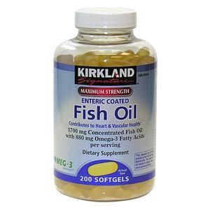 Can I Give My Dog Over The Counter Fish Oil
