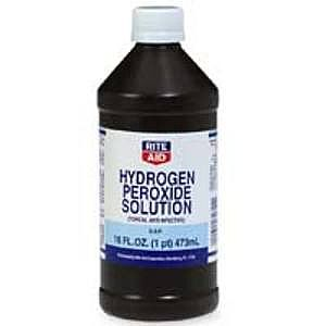 Give Dogs Hydrogen Peroxide