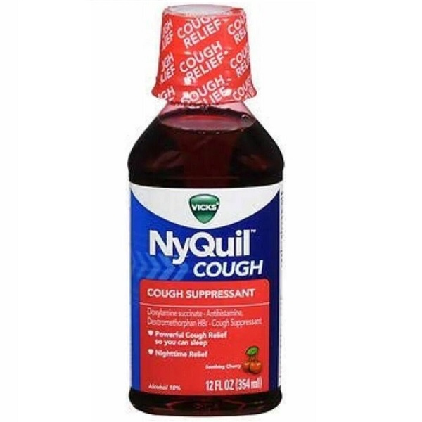 NyQuil Cannot Be Given To Dogs