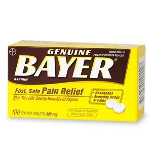 Can Dogs Take Bayer?