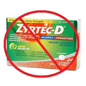 can dogs take zyrtec