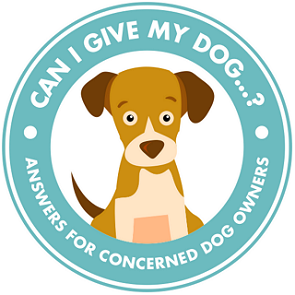 Can I Give My Dog Website Logo
